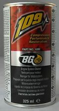 BG Products BG109 Engine Compression Performance Restorer Oil Flush EPR