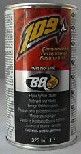 BG Products BG109 Engine Compression Performance Restorer Oil Flush EPR