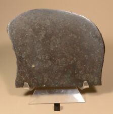 Cole Creek Stone H5 Sherman County, Nebraska 477 g slice
