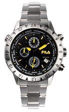 Fila reloj para hombre Cronógrafo acero inoxidable Fa38-007-003