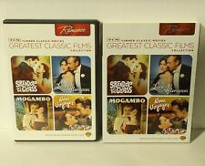 TCM Greatest Classic Films Collection: Romance (DVD, 2010, 2-Disc Set) Mogambo