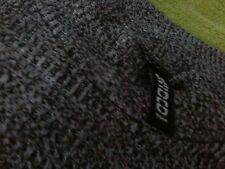 Stehkragenpulli M schwarz weiß meliert H&M