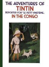 ADVENTURES OF TINTIN IN THE CONGO