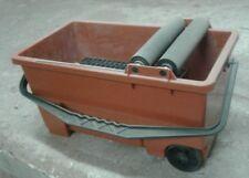 Vaschetta Secchio Lavaggio Piastrellista Professionale Edilizia 25 lt