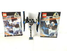 Lego Star Wars Tie Fighter 7146 Complete With Book