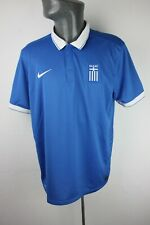 Greece 2014 2015 Nike Away Football shirt trikot Mens XL Extra Large F836 MINT