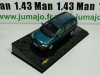 CVT30B Car 1/43 Ixo Salvat Brazil Chevrolet: Zafira 2001 (Vauxhall)