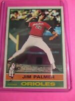 1976 Topps #450 Jim Palmer Baltimore Orioles ExMt (no creases).
