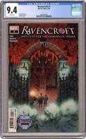 Ravencroft #1 CGC 9.4 - w/ Strange Academy preview (2020)