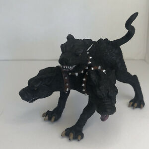 Cerberus 2013 Safari Ltd Figure Mythical Realms Toy Greek Myth 3 Headed Dog