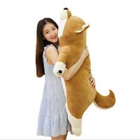 Japanese Anime Shiba Inu Dog Plush Toy Soft Stuffed Animal Dolls Pillow Cushion