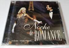 NEW NOCHE DE ROMANCE CD 12 Songs SEALED 12 Estrellas - 12 Exitos Originales
