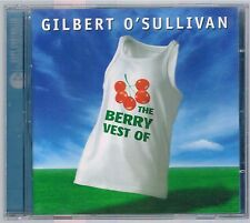 GILBERT O'SULLIVAN THE BERRY VEST OF CD F.C.