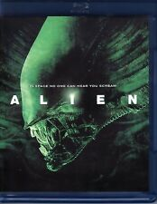 ALIEN ~ Sigourney Weaver ~ Ridley Scott Classic ~ Mint Blu-Ray, Played Only Once