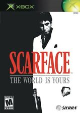 Scarface: The World is Yours - Original Xbox Game