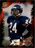 1996 Pacific Dynagon Best Kept Secrets Football Card Pick