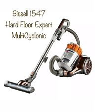 Bissell 1547 Hard Floor Expert Multi-Cyclonic Bagless Canister Vacuum - Corded