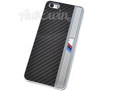 BMW Plastic Aluminum Motorsport Cover For iPhone 5 / 5S / SE / NEW