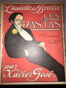 L'ASSIETTE AU BEURRE DU N°118 au N°143, 1903