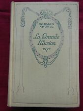 LA GRANDE ILLUSION - Norman ANGELL - NELSON