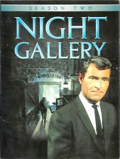 Rod Serling's Night Gallery Season Two BRAND NEW, BUT UNSEALED!  Region 1