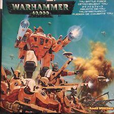 Warhammer 40k Tau Battle Force New