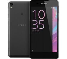 Sony Xperia E5 F3311 Smartphone 16 Go 5 pouces 13MP Noir Débloqué Bon État