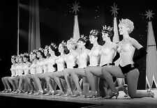 "Palladium Showgirls 10"" x 8"" Photograph"