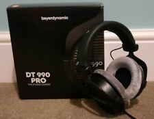 Beyerdynamic DT 990 Pro Closed-Back Studio Headphones - 250 Ohm .