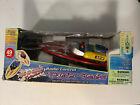Supertoys Radio Control R/C Thunder Boats! Sea Javelin GTX-01 49 MHZ