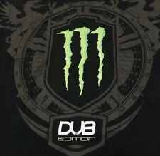 Monster Energy Dub Edition Tee Shirt - Size Medium - New In Bag