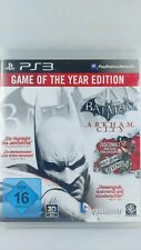 PS3 Batman Arkham City Game of the Year Edition Sony Playstation PS 3 OVP Spiel