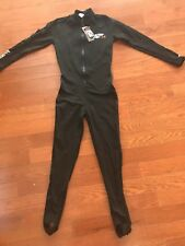 Hyperflex Wetsuits Men's Polyolefin Full Suit Black Small  Surfing uv sheild Sky