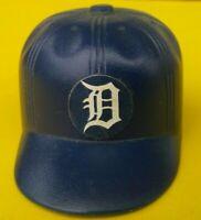 1980 Detroit TIGERS Vintage LEAF mini Cap hat gumball Baseball bat helmet MLB 1