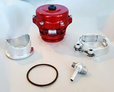 TIAL 50mm Q BLOW OFF VALVE BOV Kit 11 Psi Red [New Version 2]