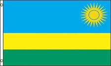 3x5 Rwanda African Nation Republique Flag 3x5 Banner Brass Grommets Polyester