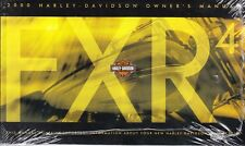 2000 Harley FXR4 CVO Super Glide Owner Owner's Owners Manual NEW 99569-00