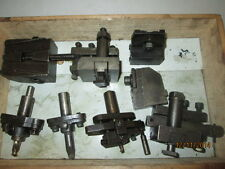 MACHINIST MILL LATHE Brown & Sharpe Boyer Schultz Turret  Screw Machine Lot  #2