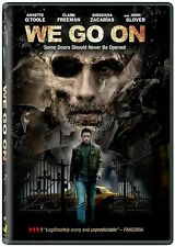We Go On DVD