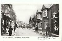 Hampshire Postcard - Old Petersfield - Chapel Street c1905 - Ref Y431