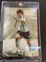 2007 Futera Lionel Messi FUTERA UNIQUE #165 MT Rc 2006