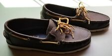 Sperry Top-Sider Boat Shoes Men's  2-eye brown Size 10 M 0770594