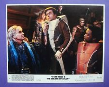 1982 *STAR TREK II: Wrath Of Khan* 8x10 Color Movie Photo Mini LC NSS 820086 (B)