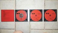 Pearl Jam – Dissident - Live In Atlanta four-panel gatefold digipak with CD One