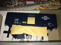 HO Athearn Bev-Bel CRR Clinchfield Railroad 40' SD Box Car 5417 kit # 2390 NIB