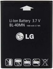 NEW OEM LG BL-40MN BATTERY FREEDOM UN272 RUMOR REFLEX LN272 XPRESSION X395 C395