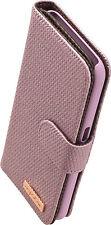 CARPE DIEM Book Mirror Case Handytasche Samsung G935 Galaxy S7 Edge Farbe: Lila