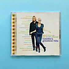 Don't Bore Us - Get To The Chorus! Roxette's Greatest Hits 🎵 Music CD 🎵