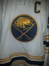 NHL HOCKEY BUFFALO SABRES Golded JERSEY 50th anniversary EICHEL,Skinner,Dahlin