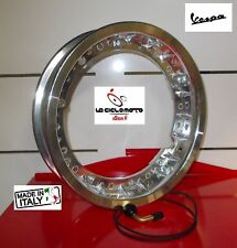 VESPA G.T. 125 1965 1968 (VNL2) DECOMPOSABLE ALLOY TUBELESS WHEEL RIM